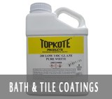 Bathtub and Tile Reglazing Coatings & Supplies