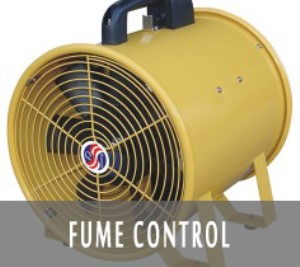 Portable Paint Fume Exhaust Extraction Systems Commercial Blowers Fans