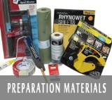 Reglazing Preparation Materials and Tools