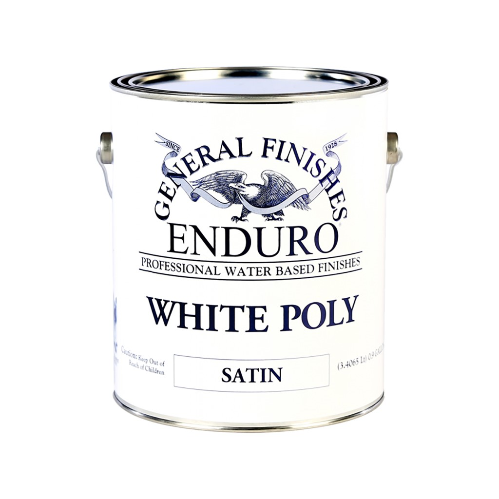 General Finishes White Poly