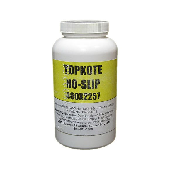 No-Slip Additive for No-Slip Treatments