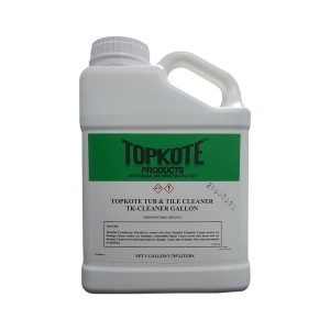 Tub and Tile Cleaner Gallon TK-CLEANER GALLON