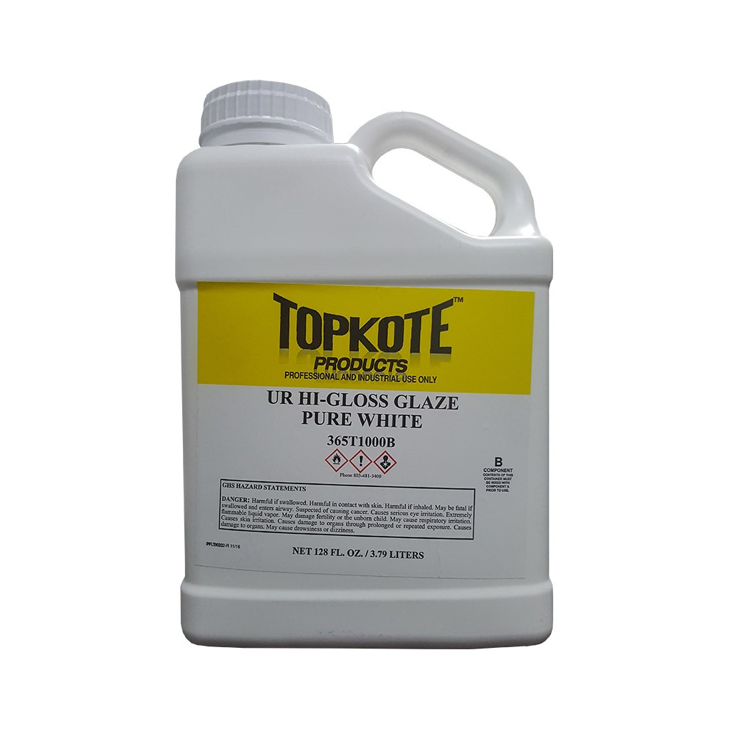 UR Glaze Acrylic Urethane Resin Topcoat Coating Gallon
