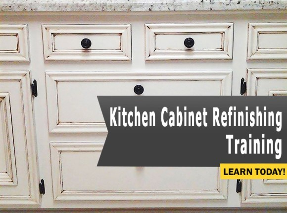 Kitchen Cabinet Refinishing Training
