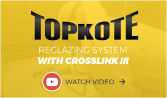 Topkote Reglazing System with Crosslink III