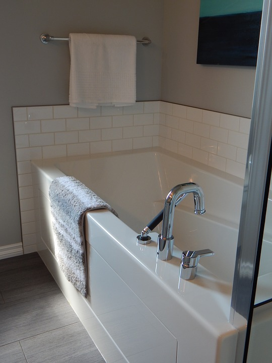 refinished bathtub to help sell your home