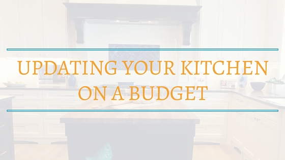 updating your kitchen on a budget from Topkote.com